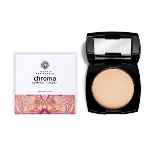 CHROMA COMPACT POWDER PS-20 SHIMMERY PEACH