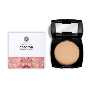 CHROMA COMPACT POWDER PM-18 CARAMEL TAN