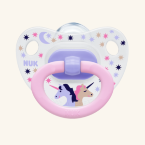 NUK Classic Happy Days Πιπίλα 0-6 M Silicone