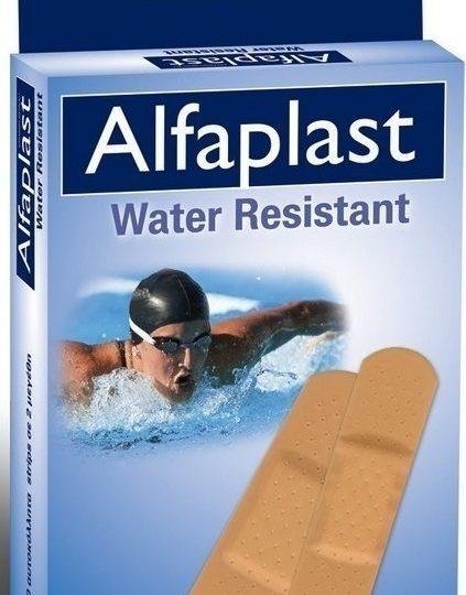 Alfaplast Water Resistant Αυτοκόλλητα Επιθέματα 20τμχ