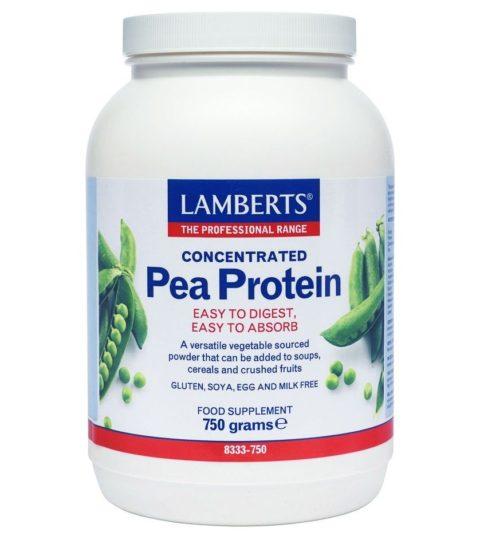 Lamberts Natural Pea Protein 750gr (Πρωτεϊνη)