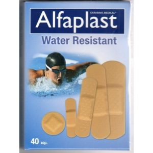 Alfa Plast Water Resistant 5 μεγέθη. 40τεμ.