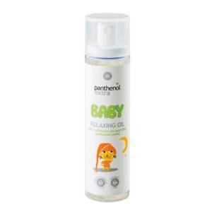 Panthenol Extra Baby Relaxing Oil 100ml