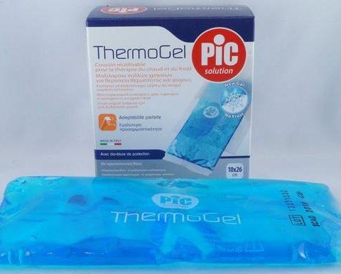 Pic Comfort Thermogel Μαξιλαράκι Ζεστού Κρύου 10x26cm