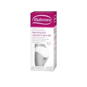 Maternea Warming Anti-Cellulite Cream-Gel 150ml