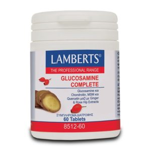 Lamberts Glucosamine Complete (60 Tabs)